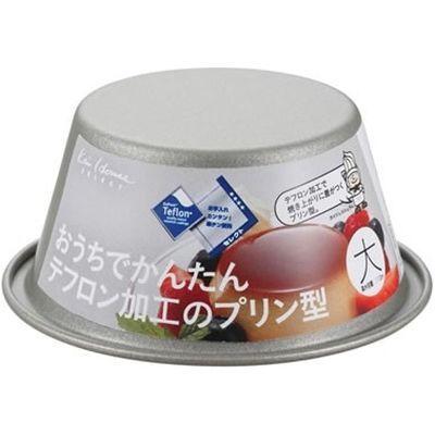 貝印 プリン型 テフロン加工 大 kai House SELECT DL-6232【400個セット】 4901601299670【納期目安:1週間】