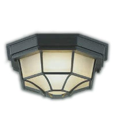 コイズミ 防雨型シーリング(電球色LED) AU45050L