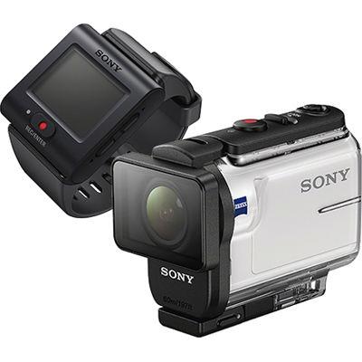 ソニー デジタルHDビデオカメラレコーダー アクションカム【ライブビューリモコンキット】 (HDRAS300R) HDR-AS300R
