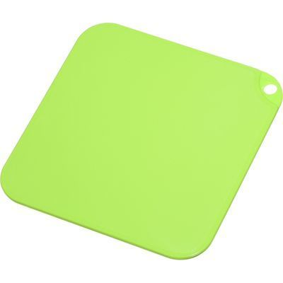 新輝合成 耐熱抗菌 まな板 トンボ スウィーツパレット S グリーン (カッティングボード)【30個セット】 4973221043100【納期目安:1週間】