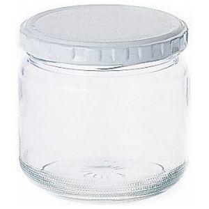 東洋佐々木ガラス ジャム瓶 400 (ガラス瓶 保存容器)【96個セット】 4973251210404【納期目安:1週間】