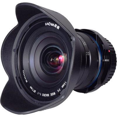 LAOWA LAOWA(ラオワ) 15mm F4 1xWide Angle Macro with Shift(ニコンFマウント用) LAO0006