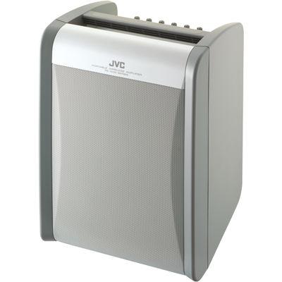 ビクター 業務用ポータブルワイヤレスアンプ「PE-W50シリーズ」(CDプレーヤー内蔵モデル) PE-W50CDB