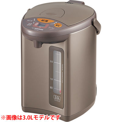 象印 2.2Lマイコン沸とう電動ポット CD-WU22-TM