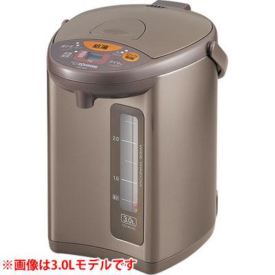 象印 4.0Lマイコン沸とう電動ポット CD-WU40-TM