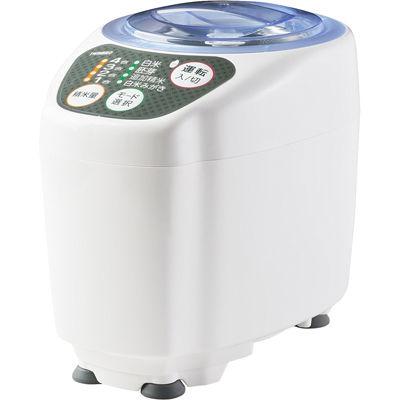 ツインバード コンパクト精米器精米御膳(ホワイト) MR-D572W