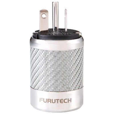 FURUTECH ハイエンドグレード電源プラグ FI-52M NCF/R FI-52M_NCF/R