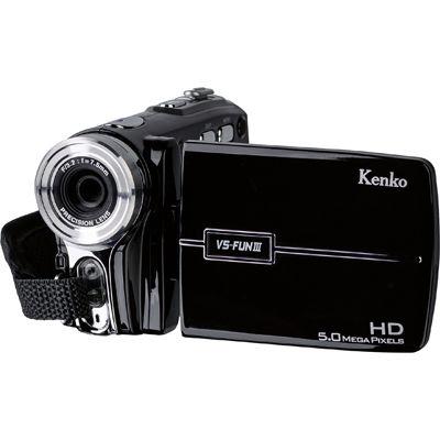 ケンコー・トキナー 【コンパクトデジタルムービーカメラ】VS-FUN (乾電池式) VS-FUN-III