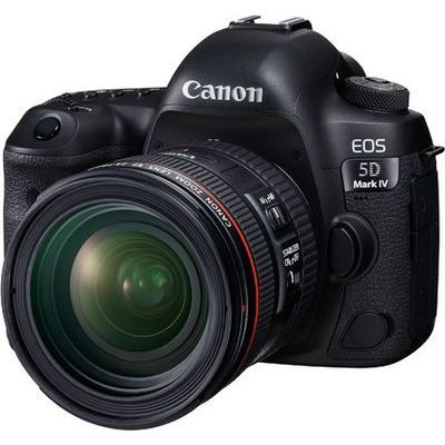 キヤノン EOS 5D Mark ・EF24-70 F4L IS USM レンズキット EOS5DM4-2470ISLK【納期目安:2週間】