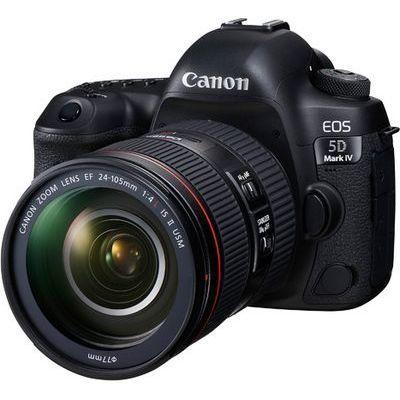 キヤノン EOS 5D Mark ・EF24-105L IS II USM レンズキット EOS5DMK4-24105IS2LK【納期目安:3週間】