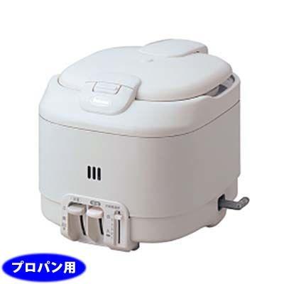 パロマ ガス炊飯器(プロパン用) PR-100J-LP