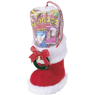 その他 【36個セット】クリスマス レッドブーツ MRTS-28992