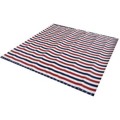 アサヒ興洋 クッションレジャーシート プラージュ 2畳 4~5人用 180×180cm 4901367041841