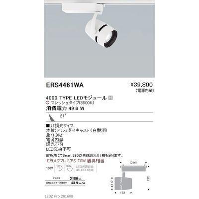 遠藤照明 LEDZ ARCHI series 生鮮食品用照明(スポットライト) ERS4461WA