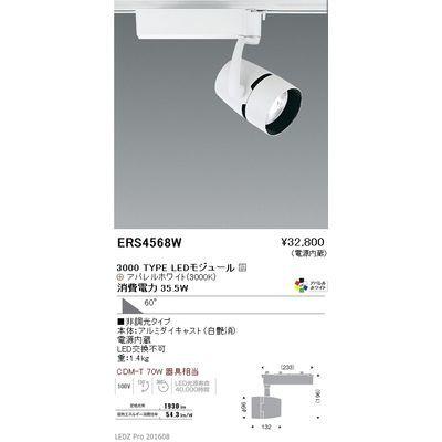 遠藤照明 LEDZ ARCHI series スポットライト ERS4568W