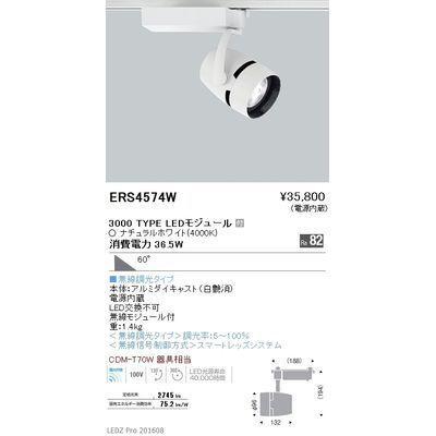遠藤照明 LEDZ ARCHI series スポットライト ERS4574W
