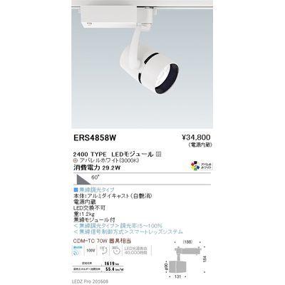 遠藤照明 LEDZ ARCHI series スポットライト ERS4858W