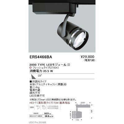 遠藤照明 LEDZ ARCHI series 生鮮食品用照明(スポットライト) ERS4466BA