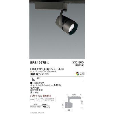遠藤照明 LEDZ ARCHI series スポットライト ERS4567B