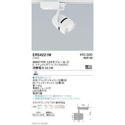 遠藤照明 LEDZ ARCHI series ウォールウォッシャースポットライト ERS4221W