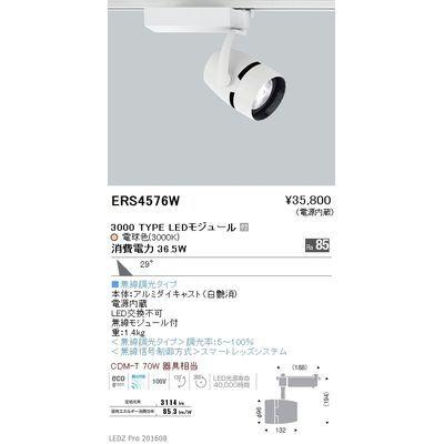 遠藤照明 LEDZ ARCHI series スポットライト ERS4576W