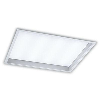 遠藤照明 LEDZ TWIN TUBE series デザインベースライト 下面乳白パネル形(バッフルタイプ) ERK9054W