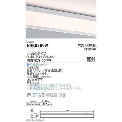 遠藤照明 LEDZ series 間接照明 ERK9866W