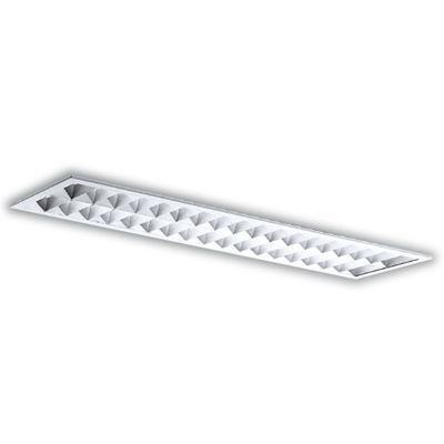 遠藤照明 LEDZ TUBE-Ss TYPE series ベースライト アルミルーバ形 ERK9085W