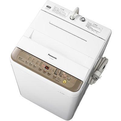 パナソニック 洗濯6kg 全自動洗濯機 非ドラム式 NA-F60PB10-T