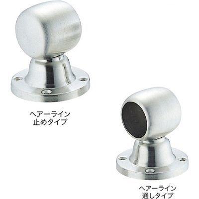 宇佐美工業 D型ブラケット 25片 HL(ヘアーライン) [20個入] 0006-03005