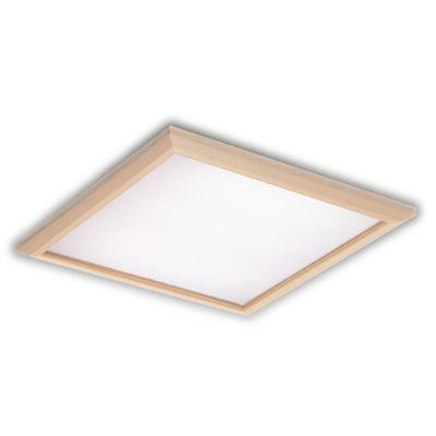 東芝 ベースライト□450和風乳白L色 LEKR745851JL-LD9