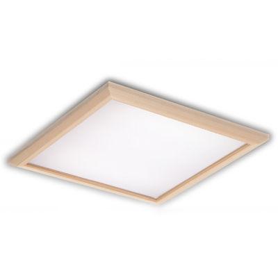 東芝 ベースライト□600和風乳白W色 LEKR760101JW-LD9