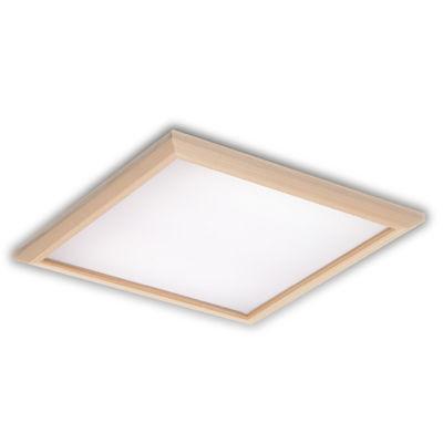 東芝 ベースライト□450和風乳白L色 LEKR745651JL-LD9