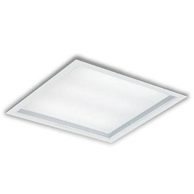 東芝 ベースライト□450深枠白N色 LEKR745651UN-LD9