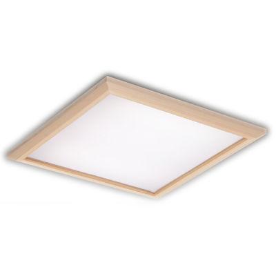 東芝 ベースライト□600和風乳白W色 LEKR760901JW-LD9