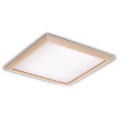 東芝 ベースライト□600和風乳白N色 LEKR760901JN-LD9