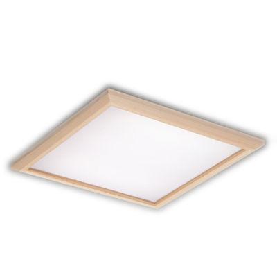 東芝 ベースライト□450和風乳白N色 LEKR745651JN-LD9