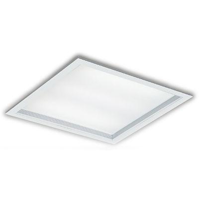 東芝 ベースライト□600深枠白W色 LEKR760101UW-LD9