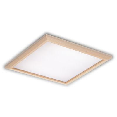 東芝 ベースライト□450和風乳白W色 LEKR745851JW-LD9