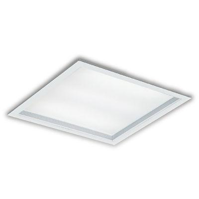 東芝 ベースライト□450深枠白W色 LEKR745851UW-LD9