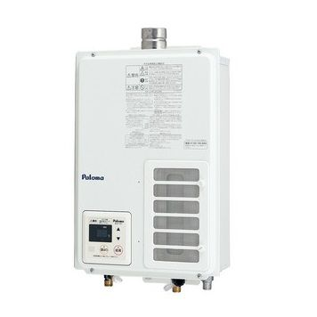 パロマ 16号 給湯専用 屋内設置式強制排気(FE用)ガス給湯器(LPガス) PH-163EWFS_LP