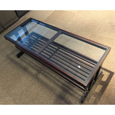市場 Glass Living Table -nim- T-2827DBR