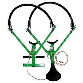和コーポレーション 木登り器 大型与作(11穴タイプ)超ロングワイヤー付き KT-7000_11ANA_HYOJYUN
