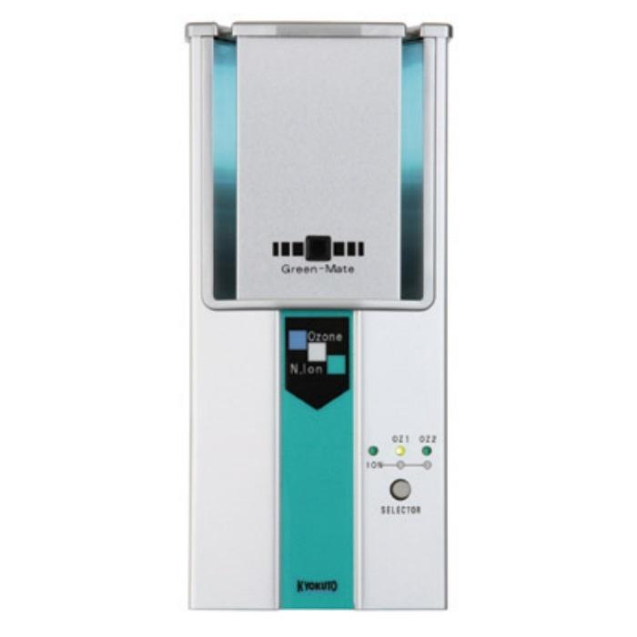 旭東 空気除菌・脱臭器グリーンメイト KT-OZI-06 GTC-811308