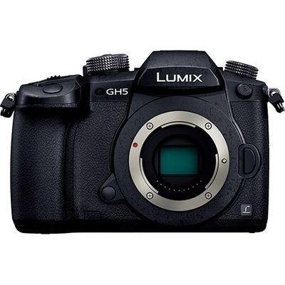 パナソニック 4K/60p動画対応ミラーレス一眼カメラ/ボディのみ DC-GH5-K