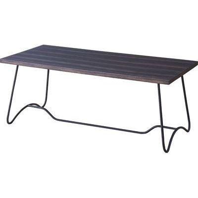 東谷(あづまや) コーヒーテーブル NW-111DBR