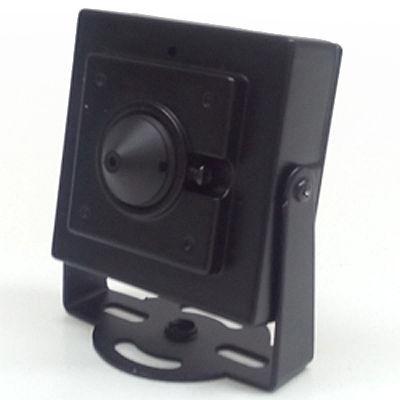 アイ・ティー・エス 48万画素小型ピンホールマイク付カラーカメラ ITC-409HM(P)