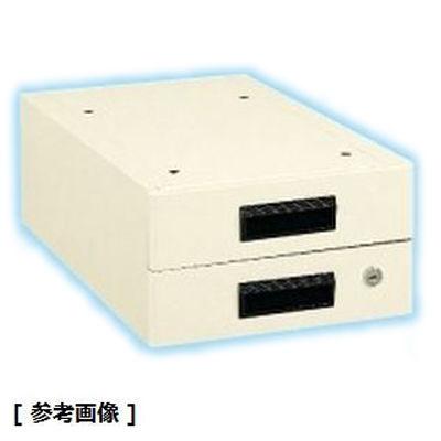 サカエ 作業台オプションキャビネット ML-2AC