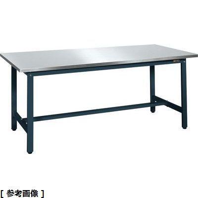 サカエ 軽量作業台SELタイプ(ステンレスカブセ天板仕様) SEL-0960HCSU4D