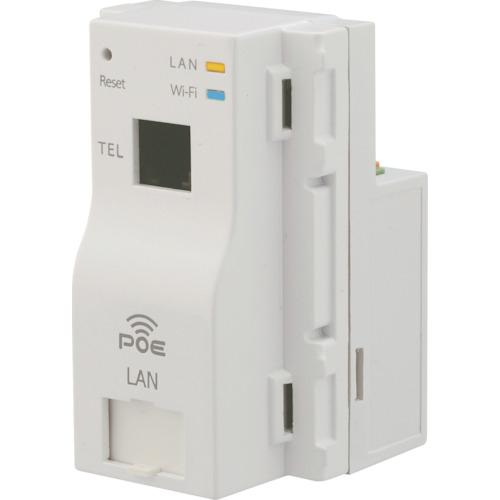 因幡電機産業 Abaniact Wi-Fi AP UNIT PoE受電 300Mbps TEL ACPDWAPUM